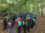 Lesní pedagogika 3.A, 3.B