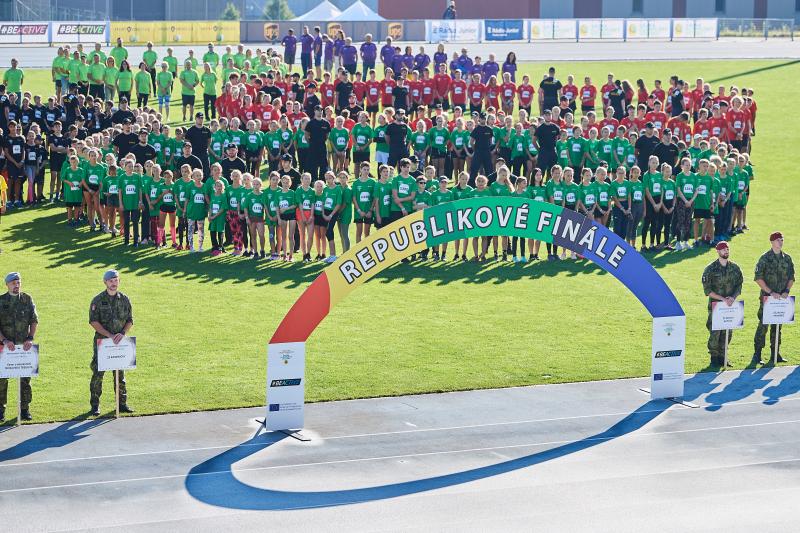 Republikové finále Sazka Olympijský víceboj 2020